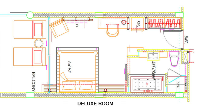 Minimum Size For Bathroom Floor Plan Deulxe Room Deluxejpg Floor Plan